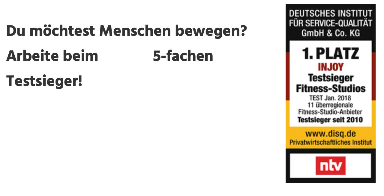 Fitnessstudo INJOYmed Müllheim