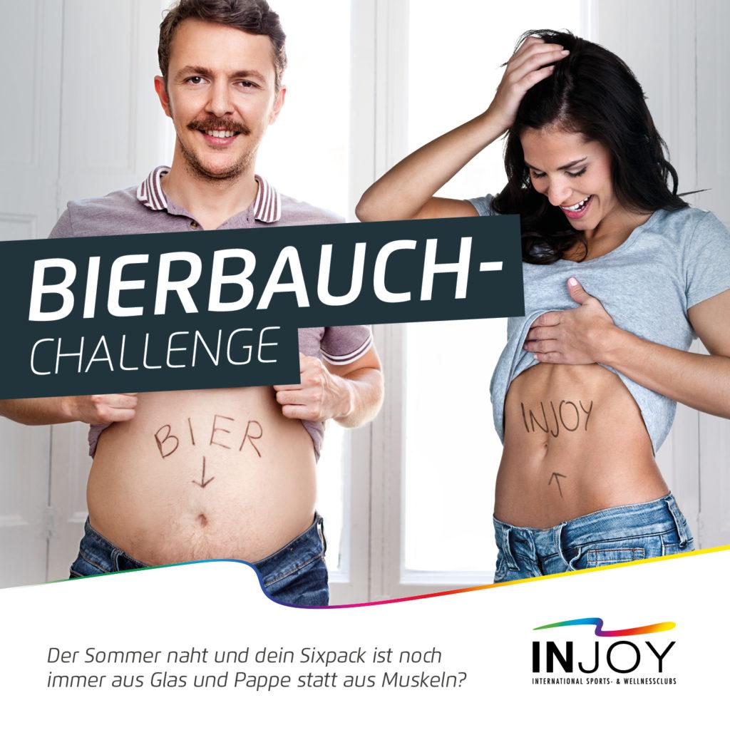 KW16 Bierbauch-Challenge Post